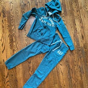 Abercrombie & Fitch set size S & XS